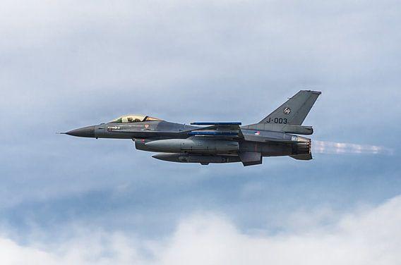 F16 straaljager