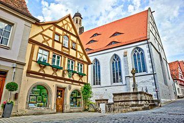 Kirche Rothenburg ob der Tauber von Roith Fotografie