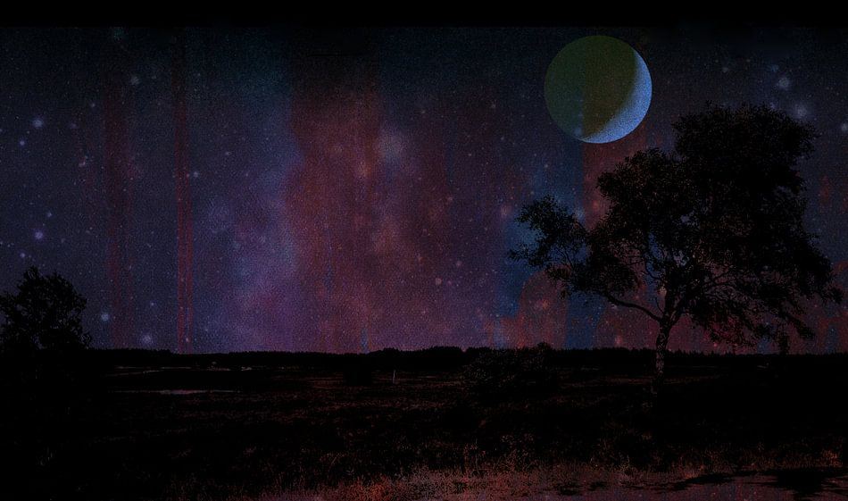 Maan, Moonlight