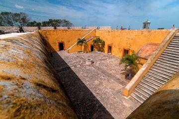 Campeche: Fuerte de San Miguel van Maarten Verhees