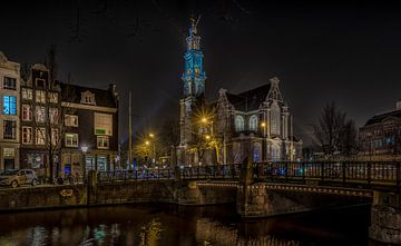 Westerkerk/Westertoren Amsterdam von Mario Calma