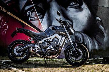 Yamaha MT09 von Westland Op Wielen