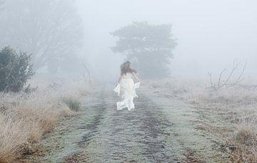 Witte Wieven II van Andrea Loot