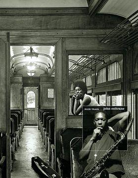 John Coltrane Blue Train van Borgo San Bernardo