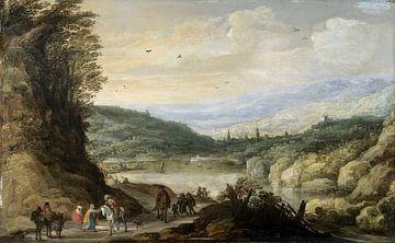 Landschaft, Joos de Momper