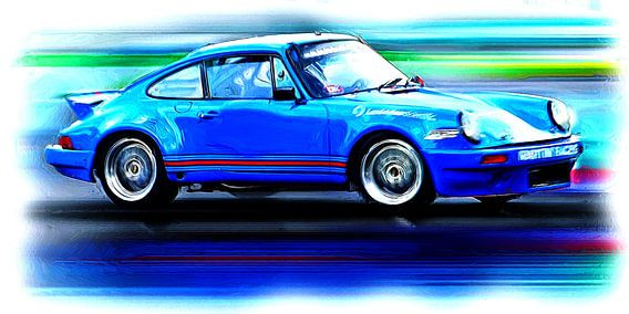 A reason for heart beating called Porsche