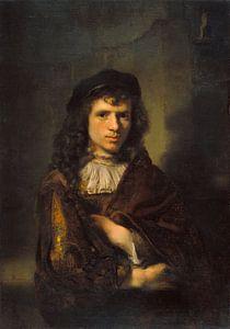 Porträt eines jungen Mannes, Willem Drost