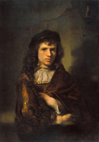Porträt eines jungen Mannes, Willem Drost von Meesterlijcke Meesters