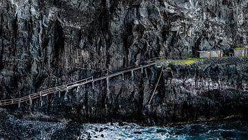 Sentier des pêcheurs sur Brian Decrop