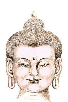 Boeddha van Sasha Butter-van Grootveld