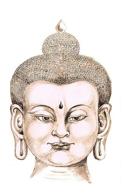 Boeddha von Sasha Butter-van Grootveld