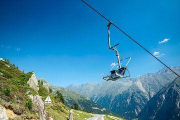 Landschaft Tirol von Helga van de Kar
