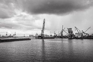 Haven van Rotterdam van