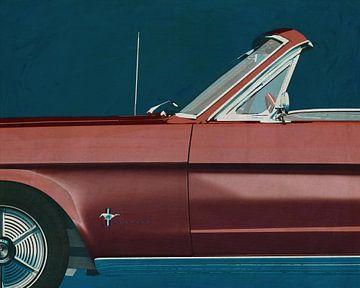 Ford Mustang Converteerbare 1964