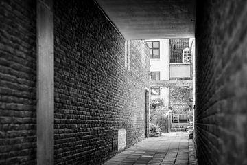 Versteckte Ecken in der Stadt von Streets of Maastricht