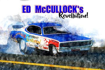 Ed McCullochs, Revellutions 1972 van Theodor Decker