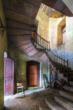 Treppenhaus Escher von Truus Nijland