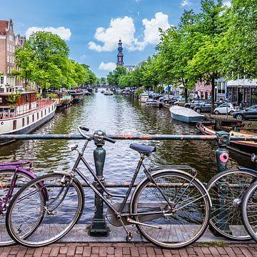 Typisch Amsterdam von Melanie Viola
