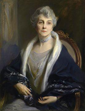 Clara Cook Kellogg, Philip Alexius de László