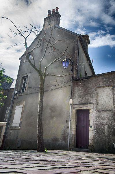 Stadtbild Bayeux von Mark Bolijn
