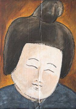 """Les grosses dames chinoises """"Fat ladies"""" VI sur Linda Dammann"""