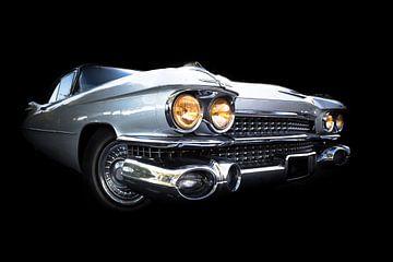 Cadillac Coupe Deville 1959 van Karel Ton