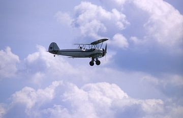 "Focke- Wulf FW 44 ""Stieglitz"" van Joachim Serger"