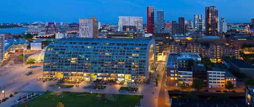 Panorama Markthal van Anton de Zeeuw