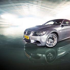 BMW M3 (E92) sur Sytse Dijkstra
