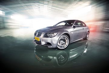 BMW M3 (E92) van