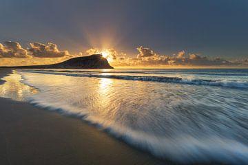Playa de La Tejita von Robin Oelschlegel