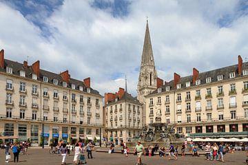 Place Royale Nantes van