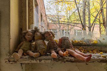 Vergeten poppen von Truus Nijland