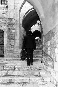 Joodse wijk Jeruzalem