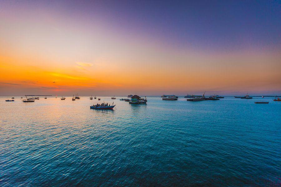 Stonetown, Zanzibar 2 van Andy Troy