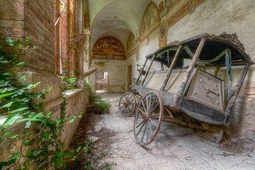 De Oude Lijkenwagen van