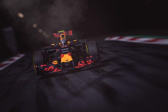 Max Verstappen - F1 Redbull Racing