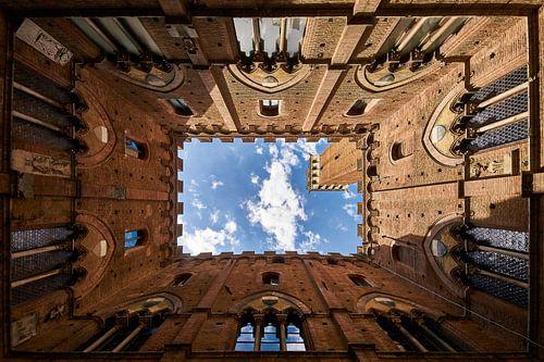 Torre del Mangia - Nationale prijs Sony WPO 2015 van Michael Echteld