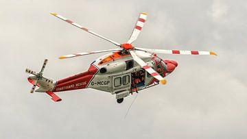 AW189 HM Coast Guard SAR helikopter van Roel Ovinge