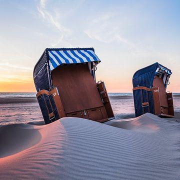 Strandstoel van Jefra Creations