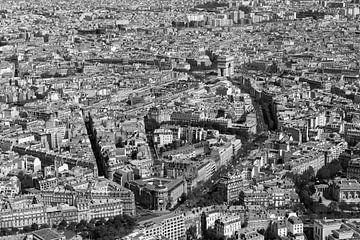 Paris Arc de Triomphe sur Jean-Paul Wagemakers