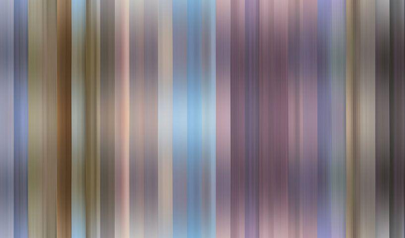 Kleurenpalet van de Heide in Nederland van Reina Nederland in kleur