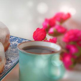 Kaffee Pause van Dagmar Marina
