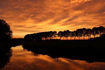 Sonnenuntergang von Niels Bochoven
