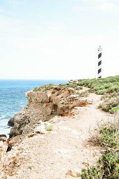 Ibiza Vuurtoren van Djuli Bravenboer