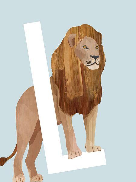 L - Löwe von Goed Blauw