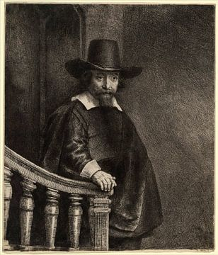 Rembrandt van Rijn,  Ephraim Bonus sur