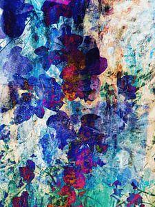 L'art numérique moderne et abstrait - Là où je veux être