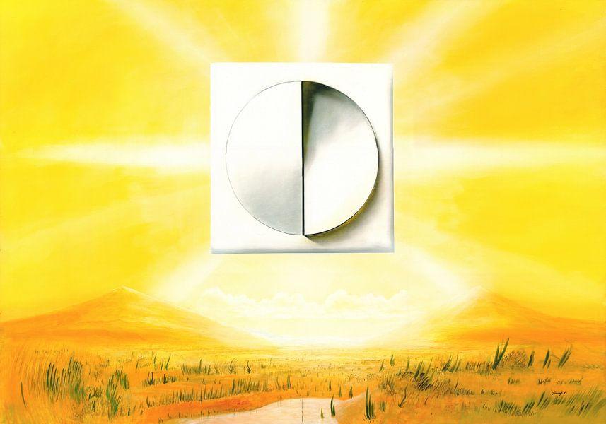 Lichtschalter van Silvian Sternhagel