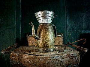 Eine Tasse Kaffee im Maison S.